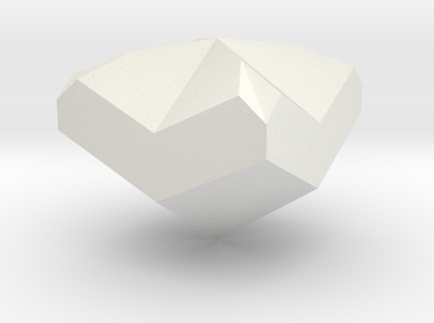 Orthoclase 165 in White Natural Versatile Plastic
