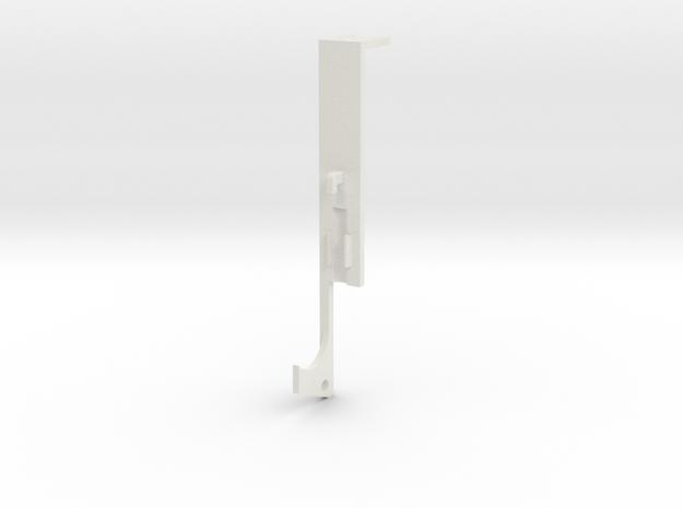 High RPS V2 Tappet Plate in White Natural Versatile Plastic