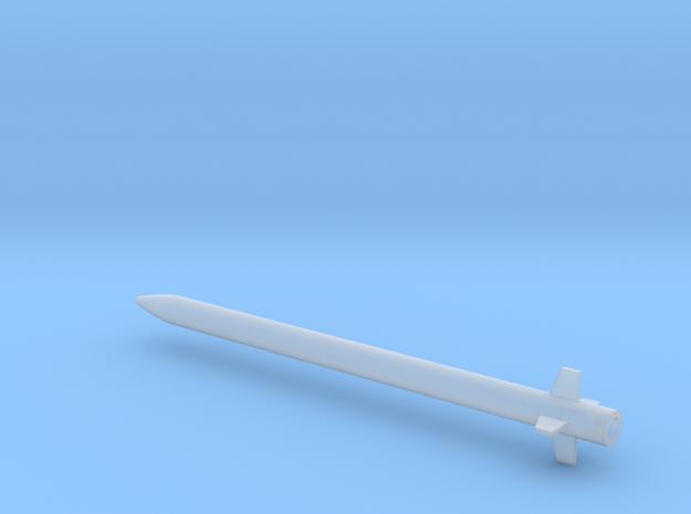 AIM-132 ASRAAM 1/72 in Smoothest Fine Detail Plastic