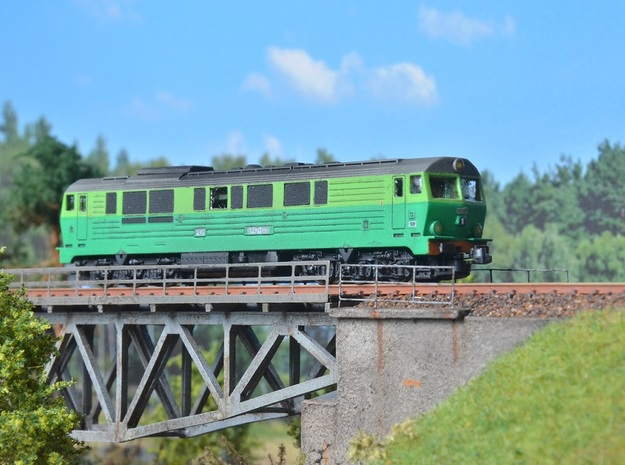 1:220 PKP SP47 70'-90'   in Smoothest Fine Detail Plastic
