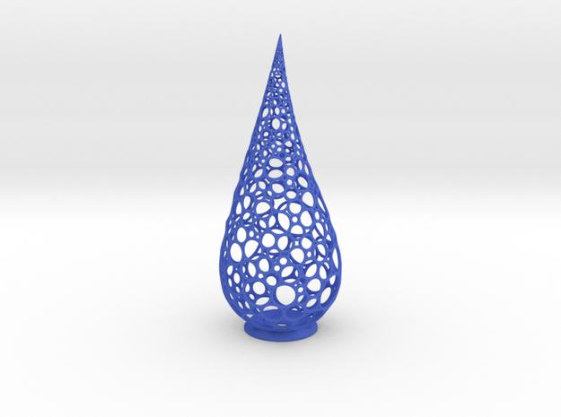 The Ultimate Truth in Blue Processed Versatile Plastic