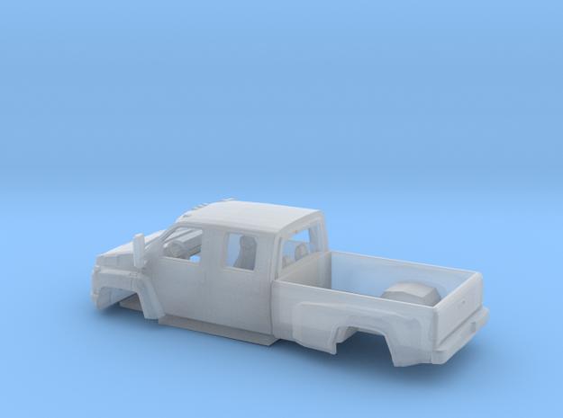 1/64 2003-09 GMC Topkick Cab-Bed-Interior in Smooth Fine Detail Plastic