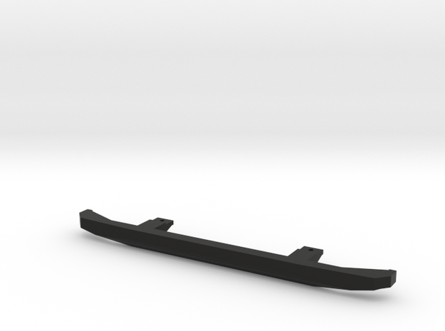 Rear Bumper for RC4WD Blazer Body in Black Natural Versatile Plastic