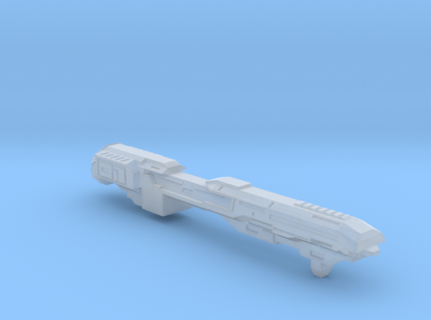 UNSC Poseidon-light carrier in Smooth Fine Detail Plastic