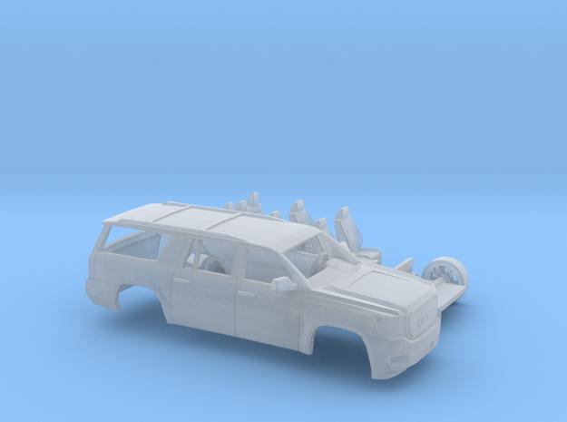 1/160 2013-19 GMC Yukon XL Kit in Smooth Fine Detail Plastic