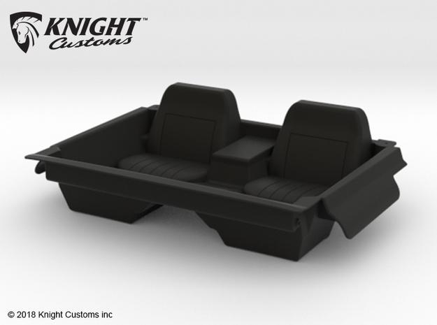 CT10009 C10 interior base in Black Natural Versatile Plastic