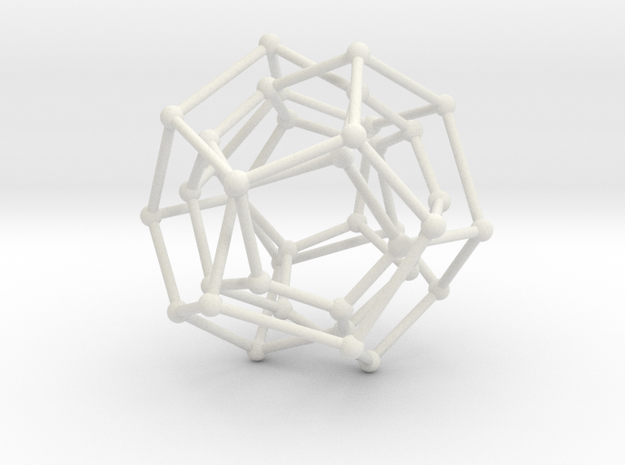 F40A graph in White Natural Versatile Plastic