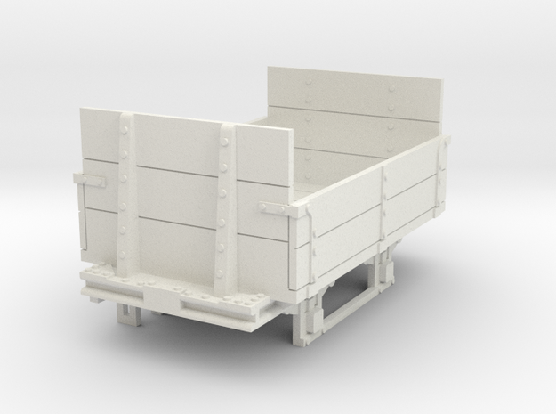 a-43-14-gr-turner-open-wagon in White Natural Versatile Plastic