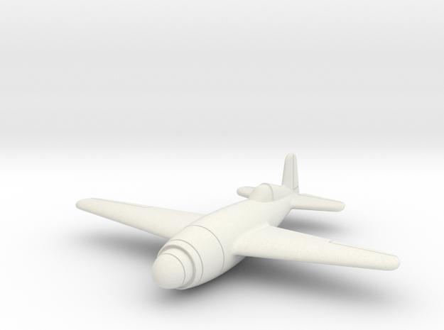 (1:144) Kugisho NK-1b Fighter in White Natural Versatile Plastic
