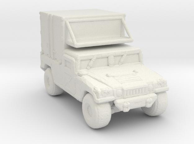 M1037-S200 285 scale in White Natural Versatile Plastic