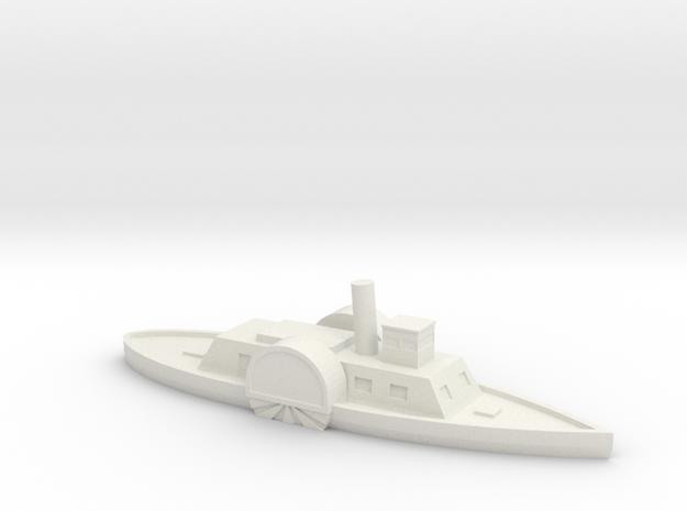 1/600 CSS Earl Van Dorn in White Natural Versatile Plastic