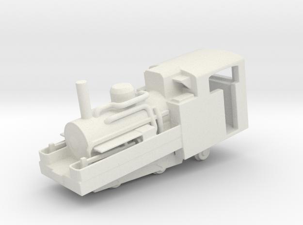 wengernalpbahn h 2/3 4 steam locomotive