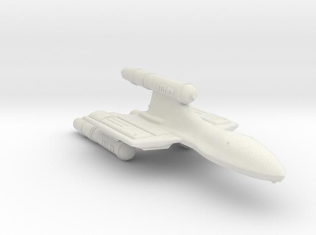 3788 Scale Romulan Fast SparrowHawk Light Cruiser in White Natural Versatile Plastic