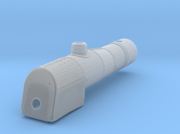 NW M Class Boiler 1-87 Scale in Smooth Fine Detail Plastic