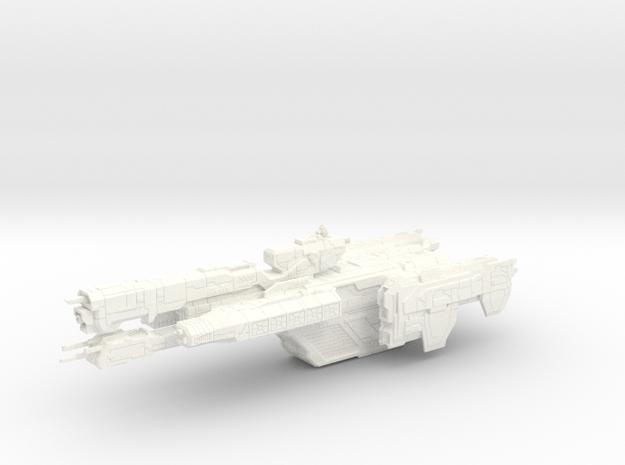 HALO. UNSC Charon Class Frigate 1:3000