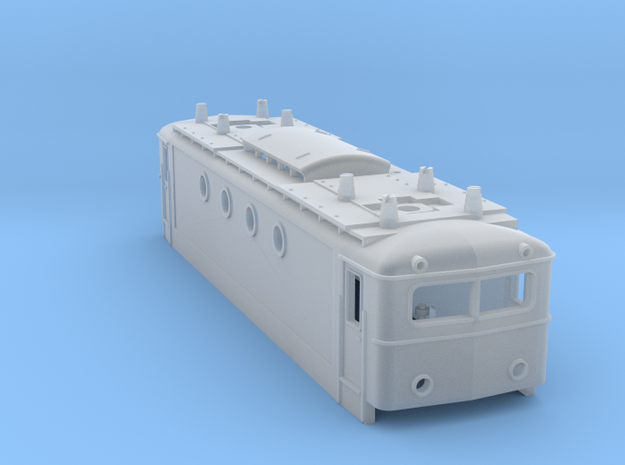 SNCF BB8100 z-scale in Smoothest Fine Detail Plastic
