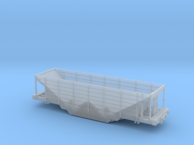 ET&WNC Large Hopper HOn3 in Smooth Fine Detail Plastic