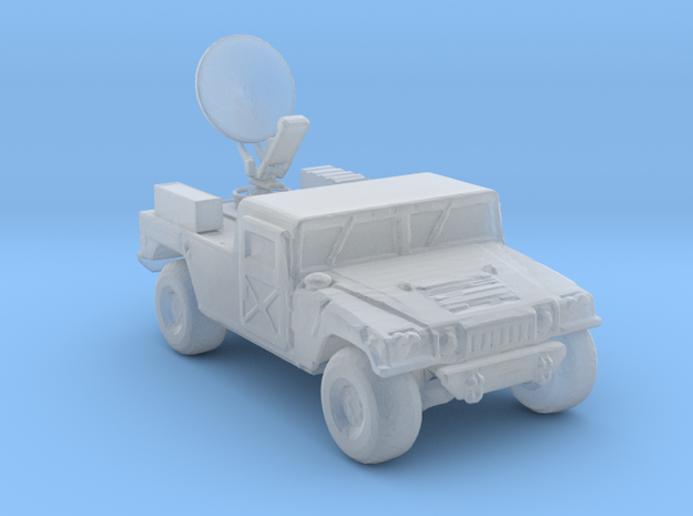 M1097a2 - TSC155 160 scale in Smooth Fine Detail Plastic