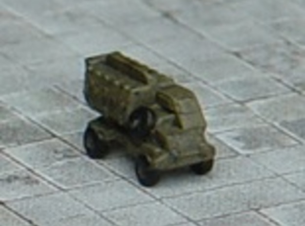 3mm Buffel APC (12 Pcs) 3d printed Photo courtesy of Benjamin Behrens