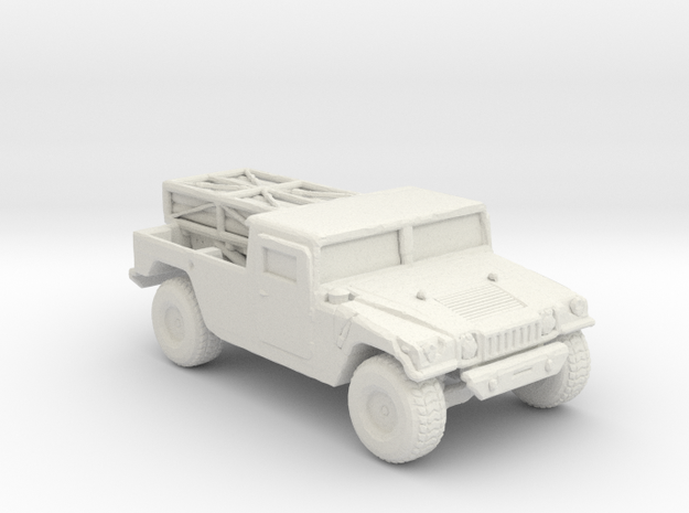 M1097a1 EFOGP 160 scale in White Natural Versatile Plastic