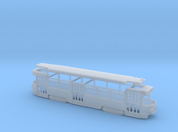 Leipzig T4D-M2 in Smooth Fine Detail Plastic: 1:120 - TT