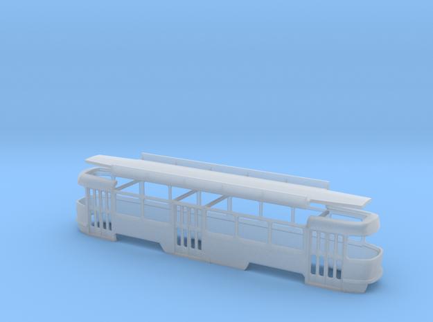 Magdeburg B4DM in Smooth Fine Detail Plastic: 1:120 - TT