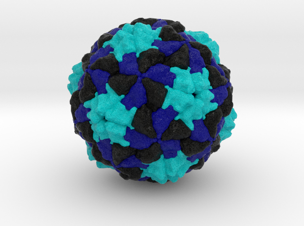 Aichivirus A in Natural Full Color Sandstone