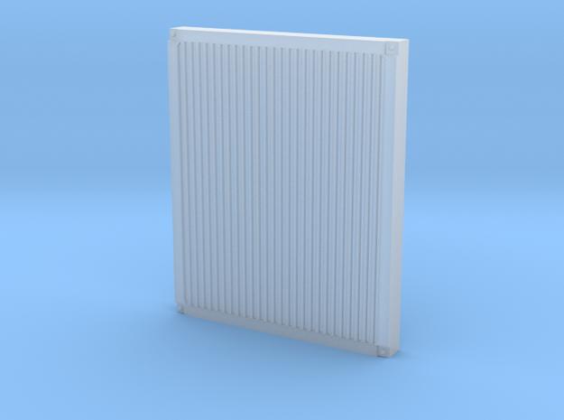Lüftungsgitter HGm 4/4 & Gem 4/4 breit in Smooth Fine Detail Plastic