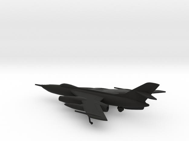 Yakovlev Yak-28 PP Brewer-E in Black Natural Versatile Plastic: 1:200