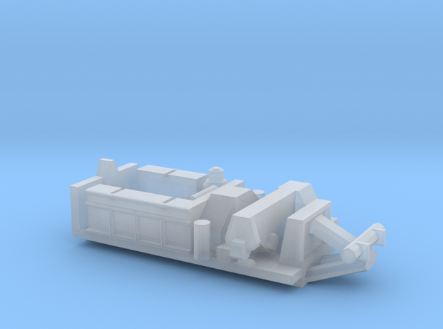 1 to 285 mod bed moduals 4 axle wrecker in Smooth Fine Detail Plastic