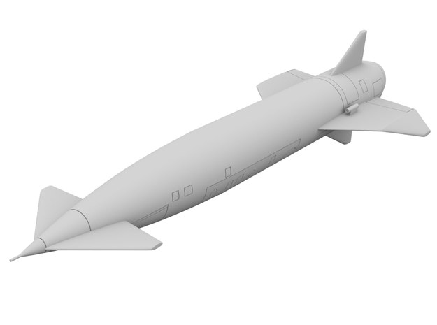 1:72 - Blue Steel Missile