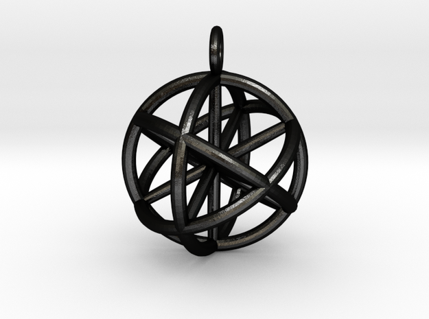 Seed of Life - 6 Axis 30mm.stl