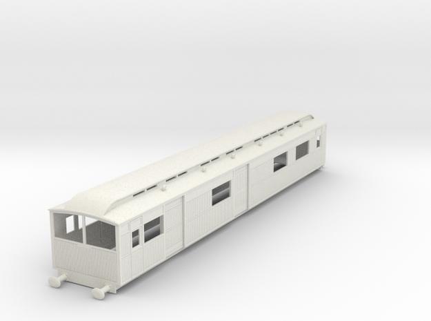 o-43-lyr-electric-baggage-car-3029 in White Natural Versatile Plastic