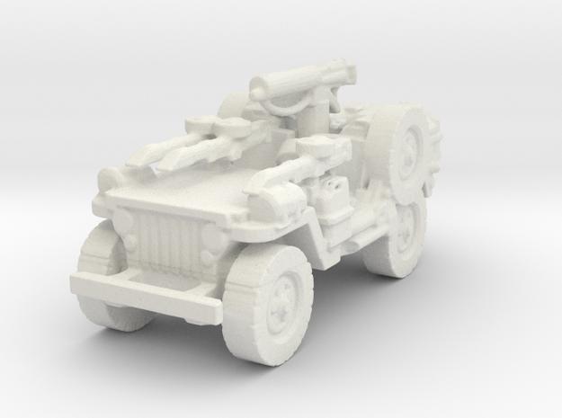 1/72 LRDG Jeep 6