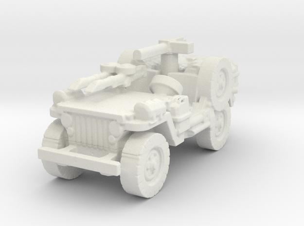1/100 LRDG Jeep 1