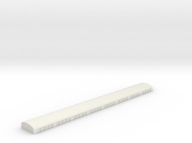 Gardermoen GSE Garage in White Natural Versatile Plastic