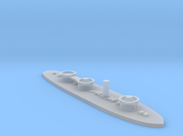 1/600 USS Roanoke in Smooth Fine Detail Plastic
