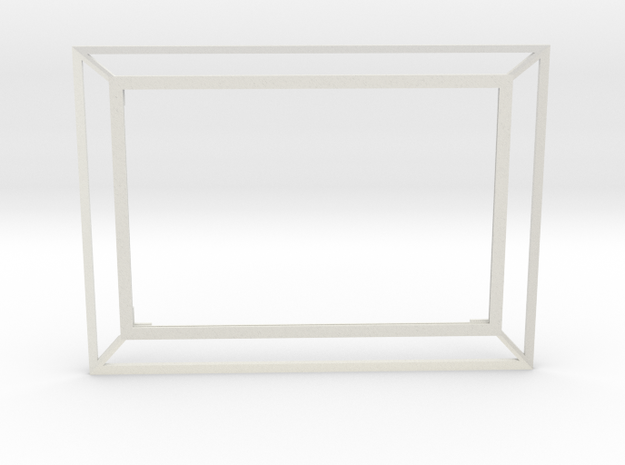 3D Photo Frame (4x6 inches)
