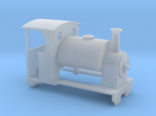 009 Saddletank loco 21c to fit tomix Percy/1:80 lo