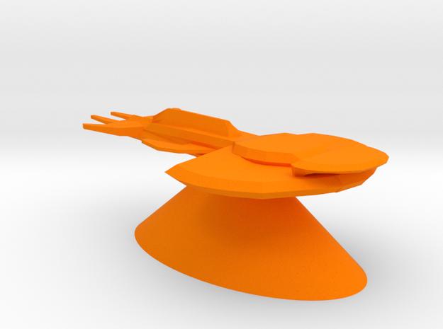 Cardassian Union - Darnax in Orange Processed Versatile Plastic