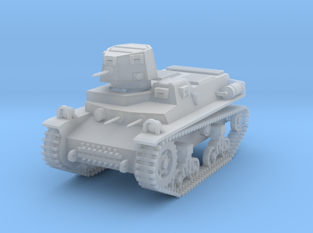 PV57E T16 Light Tank (1/72) in Smooth Fine Detail Plastic