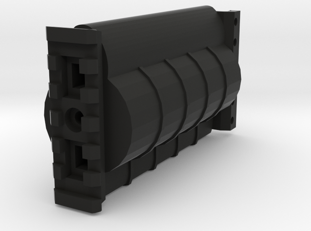 Incognito Pistol Stock 113mm Extension in Black Natural Versatile Plastic