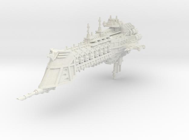 Crucero clase Tirano  in White Natural Versatile Plastic