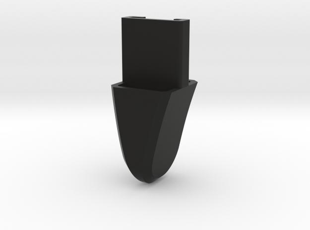 2014 Ford Mustang Seat Release Knob in Black Natural Versatile Plastic
