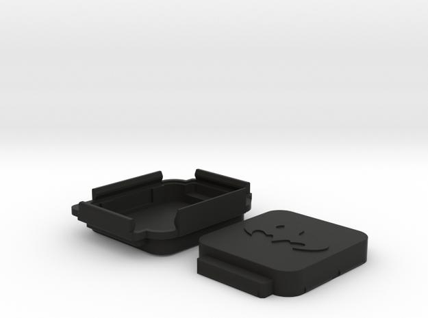 Finowall Batman - Protect the Finowatch watch in Black Natural Versatile Plastic