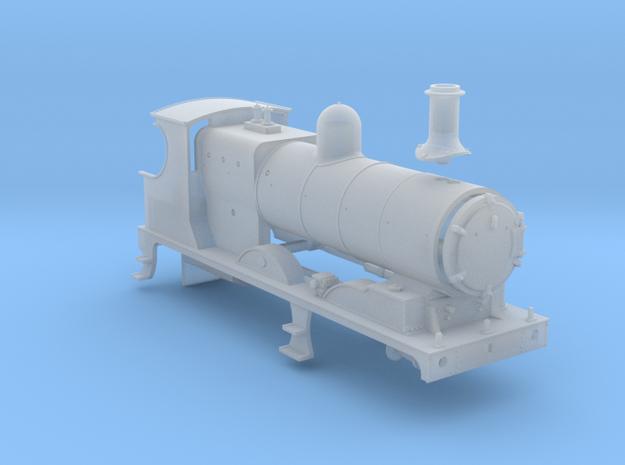 L&YR Class 28 (27 Rebuild) (FUD) in Smooth Fine Detail Plastic