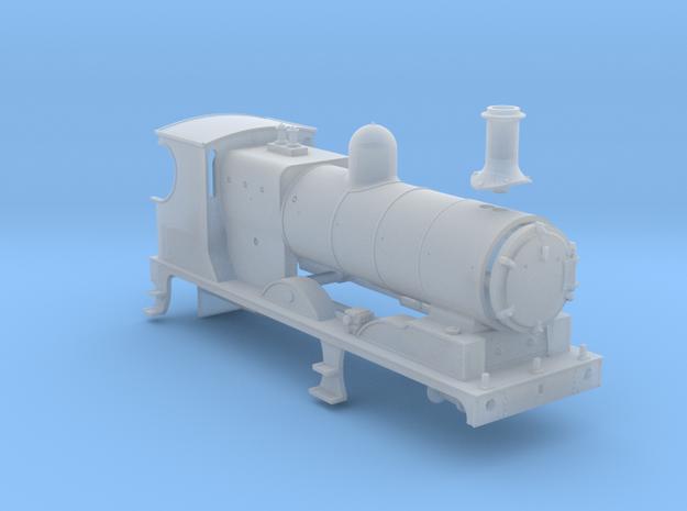 L&YR Class 28 (657) - (FUD) in Smooth Fine Detail Plastic