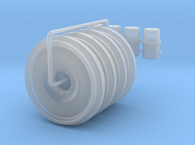 STS Sprayer Rim Type 1 in Smooth Fine Detail Plastic