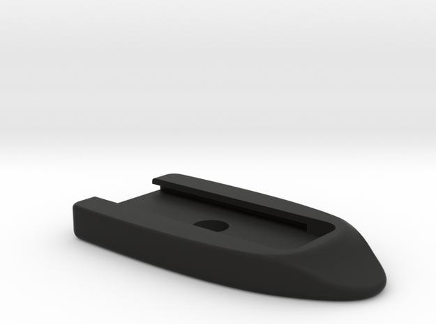 GeePlate for Kel-Tec PF-9 9mm in Black Natural Versatile Plastic