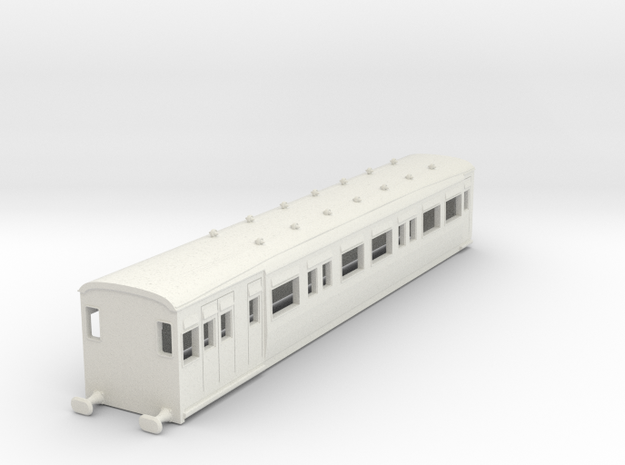 o-148-secr-railmotor-artic-514-brake-coach-2 in White Natural Versatile Plastic